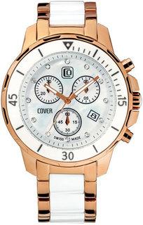 Швейцарские женские часы в коллекции Trend Женские часы Cover Co51.05