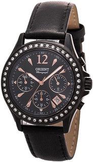 Японские женские часы в коллекции Elegant/Classic Женские часы Orient TW00001B