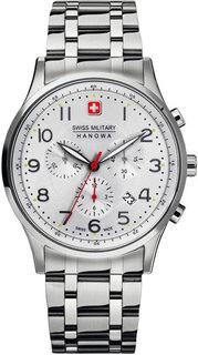 Швейцарские мужские часы в коллекции Classic Мужские часы Swiss Military Hanowa 06-5187.04.001