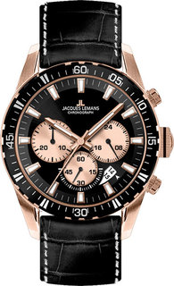 Мужские часы Jacques Lemans 1-1801E