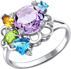 Серебряные кольца Кольца SOKOLOV 92010359_s