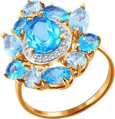 Золотые кольца Кольца SOKOLOV 77010020_s
