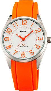Японские женские часы в коллекции Elegant/Classic Женские часы Orient QC0R008W