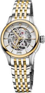 Швейцарские женские часы в коллекции Artelier Женские часы Oris 560-7687-43-51MB