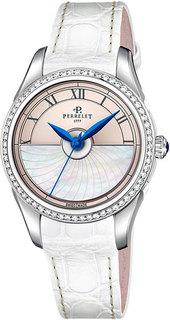 Швейцарские женские часы в коллекции Diamond Flower Женские часы Perrelet A2066/5