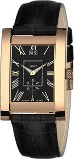 Золотые мужские часы в коллекции Gentleman Мужские часы Ника 1041.0.1.51 Nika