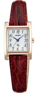 Японские женские часы в коллекции Lady Rose Женские часы Orient UBUL003W