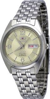 Японские мужские часы в коллекции 3 Stars Crystal 21 Jewels Мужские часы Orient AB0000EC