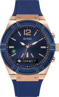 Мужские часы в коллекции Connect Мужские часы Guess C0001G1