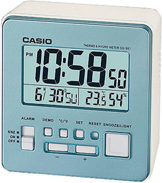 Настольные часы Casio DQ-981-2E