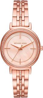 Женские часы в коллекции Cinthia Женские часы Michael Kors MK3643