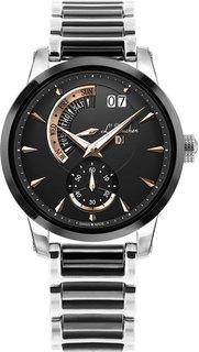 Швейцарские мужские часы в коллекции Chrono / Multifunction Мужские часы L Duchen D237.10.35