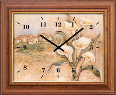 Настенные часы Lowell Low01826D