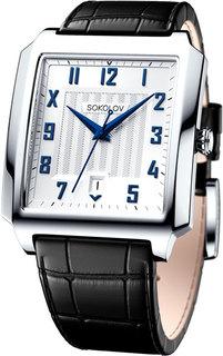 Мужские часы в коллекции Drive Мужские часы SOKOLOV 134.30.00.000.04.01.3