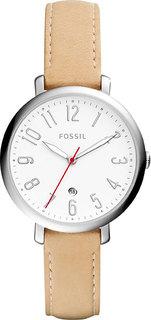 Женские часы в коллекции Jacqueline Женские часы Fossil ES4206