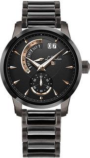 Швейцарские мужские часы в коллекции Retrograde Мужские часы L Duchen D237.60.32