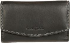 Кошельки бумажники и портмоне Gianni Conti 1808725-black-multi