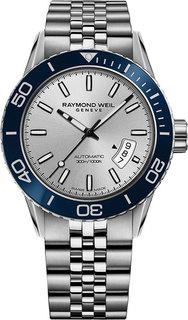 Швейцарские мужские часы в коллекции Freelancer Мужские часы Raymond Weil 2760-ST4-65001