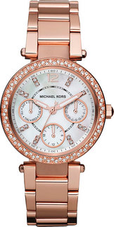 Женские часы в коллекции Parker Женские часы Michael Kors MK5616