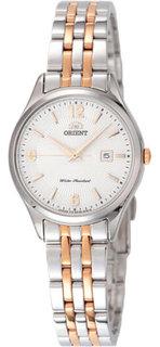 Японские женские часы в коллекции Elegant/Classic Женские часы Orient SZ42001W