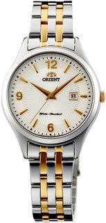 Японские женские часы в коллекции Elegant/Classic Женские часы Orient SZ42002W