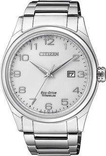 Японские мужские часы в коллекции Super Titanium Мужские часы Citizen BM7360-82A
