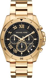 Мужские часы в коллекции Brecken Мужские часы Michael Kors MK8481