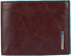 Кошельки бумажники и портмоне Piquadro PU1241B2R/MO
