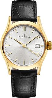 Швейцарские женские часы в коллекции Sophisticated Classics Женские часы Claude Bernard 54003-37JAID