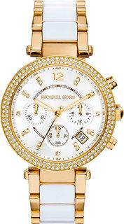Женские часы в коллекции Parker Женские часы Michael Kors MK6119
