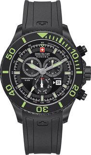 Швейцарские мужские часы в коллекции Navy Мужские часы Swiss Military Hanowa 06-4226.13.007