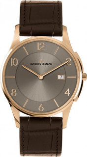 Мужские часы в коллекции Classic Мужские часы Jacques Lemans 1-1777Y