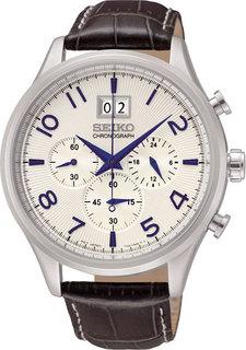 Японские мужские часы в коллекции CS Dress Мужские часы Seiko SPC155P1