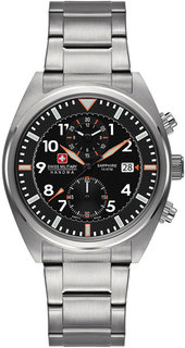 Швейцарские мужские часы в коллекции Avio Мужские часы Swiss Military Hanowa 06-5227.04.007