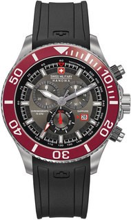 Швейцарские мужские часы в коллекции Navy Мужские часы Swiss Military Hanowa 06-4226.04.009