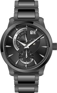 Швейцарские мужские часы в коллекции Retrograde Мужские часы L Duchen D237.70.31