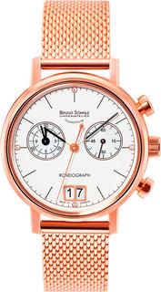 Женские часы в коллекции Rondograph Женские часы Bruno Sohnle 17-53172-290