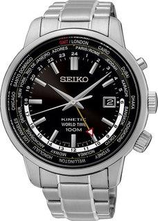 Японские мужские часы в коллекции CS Dress Мужские часы Seiko SUN069P1