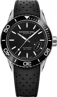 Швейцарские мужские часы в коллекции Freelancer Мужские часы Raymond Weil 2760-SR1-20001