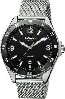 Мужские часы в коллекции Circle-Oval Мужские часы Boccia Titanium 3599-01