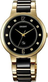 Японские женские часы в коллекции Lady Rose Женские часы Orient QC0J003B