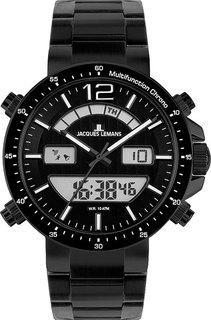 Мужские часы в коллекции Sport Мужские часы Jacques Lemans 1-1714E