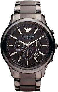 Мужские часы в коллекции Ceramica Мужские часы Emporio Armani AR1451