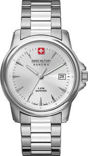 Швейцарские мужские часы в коллекции Land Мужские часы Swiss Military Hanowa 06-8010.04.001