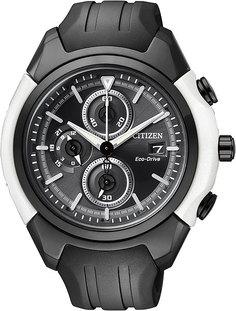 Японские мужские часы в коллекции Eco-Drive Мужские часы Citizen CA0286-08E
