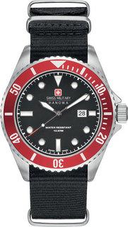 Швейцарские мужские часы в коллекции Navy Мужские часы Swiss Military Hanowa 06-4279.04.007.04