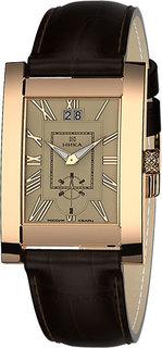 Золотые мужские часы в коллекции Gentleman Мужские часы Ника 1041.0.1.41 Nika