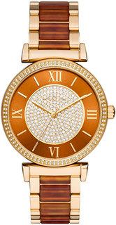 Женские часы в коллекции Catlin Женские часы Michael Kors MK3411