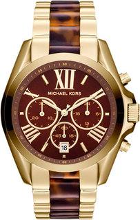 Женские часы в коллекции Bradshaw Женские часы Michael Kors MK5696