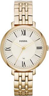 Женские часы в коллекции Jacqueline Женские часы Fossil ES3434